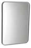 FLOAT Lustro z podświetleniem LED 50x70cm, białe