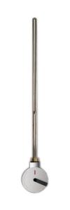 TETE Grzałka elektryczna z termostatem 600W, biała (GV-600)