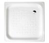 Brodzik prysznicowy emailowany, kwadrat 70x70x12cm, biały