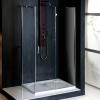 VITRA LINE kabina prysznicowa, prostokąt 800x700mm, prawa, szkło czyste