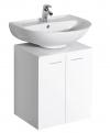 DINO szafka umywalkowa 50x30x50cm, biała