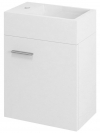 LATUS V szafka umywalkowa 36x40x23cm, biała