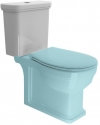 CLASSIC zbiornik do WC kombi, ExtraGlaze