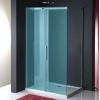 ALTIS LINE ścianka boczna 800mm, szkło czyste