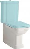 WALDORF misa WC kombi 40x42x68cm, dolny/tylny odpływ