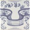 TRIANA Giralda Cenefa 15x15 (kart.=1m2)