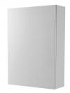 VEGA szafka z lustrem, 50x70x18cm, biała
