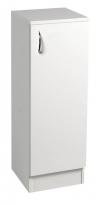 EKOSET szafka dolna 30x86x30 cm, biała