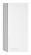 ZOJA/KERAMIA FRESH szafka wisząca 35x76x23cm, biała