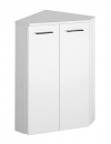 ZOJA/KERAMIA FRESH szafka narożna 35x78x35cm, biała