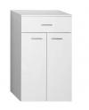 ZOJA/KERAMIA FRESH dolna z szufladą 50x78x29cm, biała