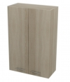 ZOJA/KERAMIA FRESH szafka wisząca 50x76x23cm, dąb platin