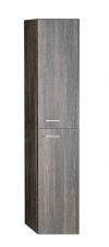 ZOJA/KERAMIA FRESH szafka wysoka 30x140x25cm, mali wenge