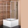 CARMEN kabina prysznicowa narożna 900x900x1500mm, szkło czyste