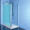 EASY LINE ścianka boczna 700mm, szkło czyste