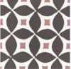 CAPRICE DECO Patchwork Colours 20X20 (EQ-5) (1bal=1m2)
