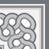 ATELIER Ángulo Grey 33,15x33,15 (opak.= 4 Szt.)