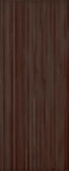 W221-002-1 PŁYTKA ŚCIEN 20/50 ELECTA BROWN BŁYSZCZĄCA GAT.I ( OP.1,30 M2 ) CERSANIT