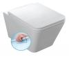 STORM WC miska podwieszana, rimless, 36x55 cm