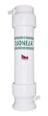 DIONELA FDN2 filtr wody, trzystopniowy (3 v 1), łącznie z wkładami zamiennymi