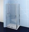 Easy Line prostokątna/kwadrat kabina prysznicowa obrotowe drzwi 900-1000x900mm w