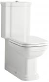 Kombi WC Waldorf,odpływ dolny/tylny