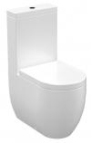 Kombi WC Flo,odpływ dolny/tylny
