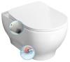 GARCIA WC rimless wiszące z prysznicem bidetowym 36,5x52,5 cm