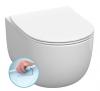 FLO WC wiszące NORIM 37x54 cm