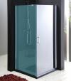 ONE drzwi prysznicowe 900 mm, szkło czyste