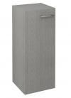 ESPACE szafka 35x94x32cm, 1x drzwi, lewa/prawa, dąb srebrny