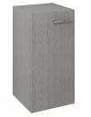 ESPACE szafka 35x78x32cm, 1x drzwi, lewa/prawa, dąb srebrny