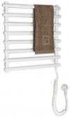 Elektryczna suszarka na ręczniki 570x465 mm, 72 W, biała