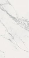 GRES CALACATTA MARBLE WHITE REKTYFIKOWANY 59,8X119,8 POLER - BŁYSZCZĄCA GAT.1 ( OP.1.43 M2 )K.J.OPOCZNO