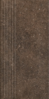 GRANITOS BROWN STOPNICA PROSTA 30X60 GAT.2 ( PAL.46,08 M2)K.J.PARADYŻ
