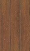 Fire Rocks Rust Ściana Paski gładka matowa rektyfikowana 29,8/89,8 cm Gat.1