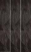 Elegant Surface Nero Ściana A Struktura Matowa Rektyfikowana 29,8/89,8 cm Gat.1