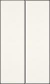 Pure City Bianco B Struktura Matowa Rektyfikowana 29,8/89,8 cm Gat.1