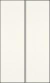 Pure City Grys Ściana Bianco Matowa Rektyfikowana 29,8/89,8 cm Gat.1