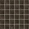 Minimal Stone Nero Mozaika Prasowana K.4,8X4,8 - 29,8/29,8 cm Gat.1