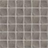 Minimal Stone Grafit Mozaika Prasowana K.4,8X4,8 - 29,8/29,8 cm Gat.1