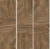 Woodskin Brown Ściana A Struktura Mat Rekt.29,8/89,8 cm Gat.1