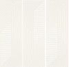 Woodskin Bianco Ściana B Struktura Mat Rekt.29,8/89,8 cm Gat.1