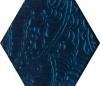 Urban Colours Blue Inserto Szklane Heksagon 17,1/19,8 cm Gat.1