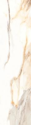 GRES PORCELANOWY CALACATTA GOLD REKTYFIKOWANY SATYNOWY-MATOWY 29,7/119,7 cm GAT.1 ( 1,43 M2 )K.J.CERRAD
