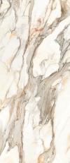 GRES PORCELANOWY CALACATTA GOLD REKTYFIKOWANY SATYNOWY-MATOWY 119,7/279,7 cm GAT.1 ( OP.3,35 M2 )K.J.CERRAD