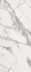 GRES PORCELANOWY CALACATTA WHITE REKTYFIKOWANY SATYNOWY-MATOWY 119,7/279,7 cm GAT.1 ( OP.3,35 M2 )K.J.CERRAD