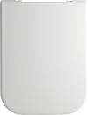 PANORAMA deska WC Soft Close, duroplast, białe
