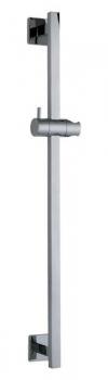NANCY drążek prysznicowy, posuwny, 600mm, chrom
