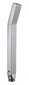 NANCY rączka prysznicowa, 230mm, mosiądz/chrom